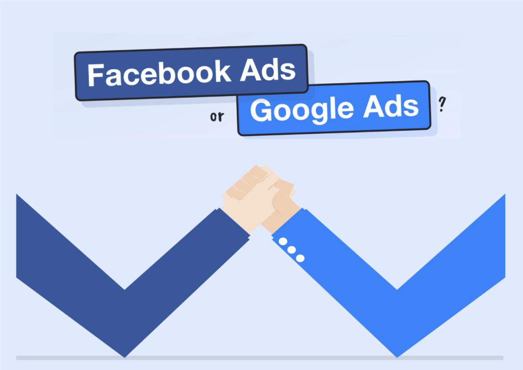 Facebook Ads versus Google   https://businessmarketingexperts.ca/