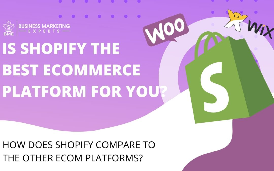 Is Shopify the best e-commerce choice?